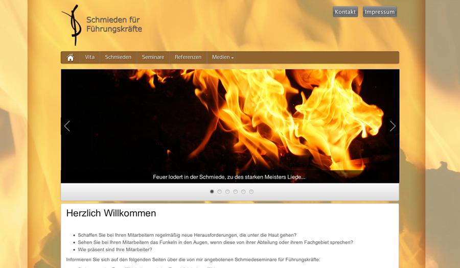 Webseiten Referenz th-bock.de