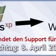 XP Support Ende