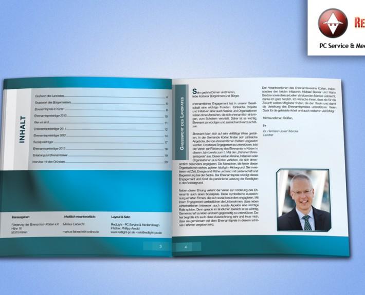 Festschrift Ehrenamt