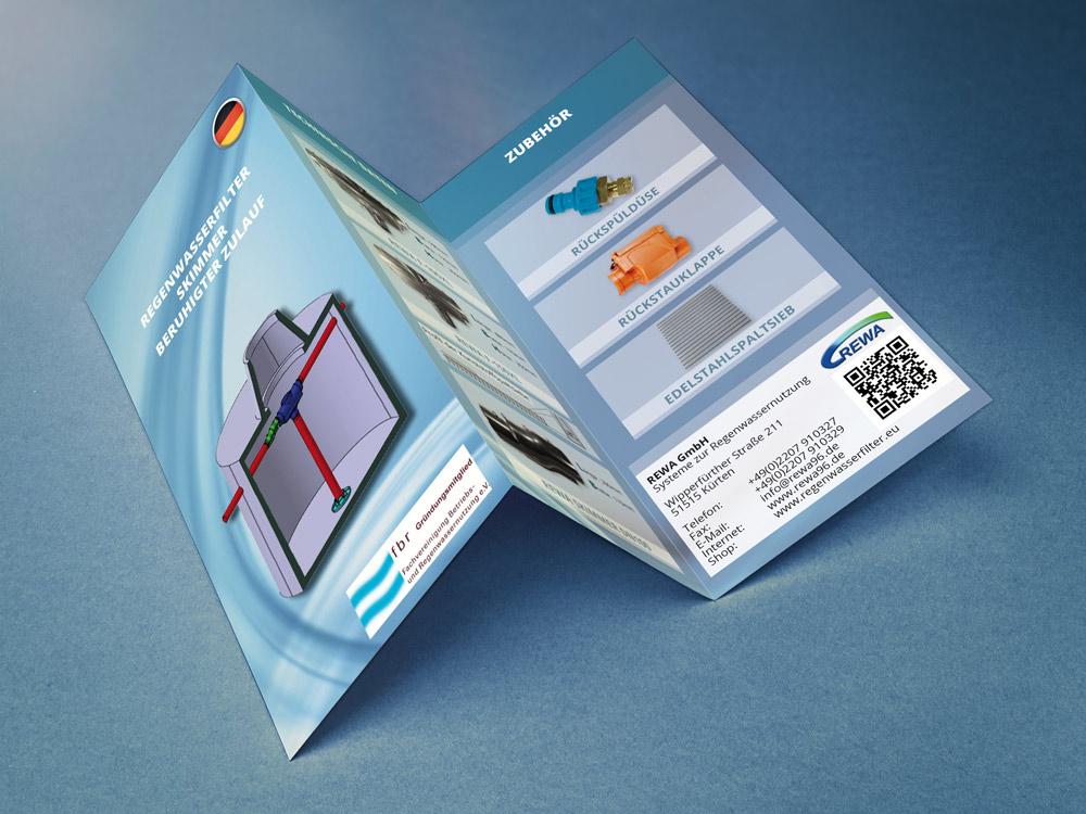 REWA Flyer - Deutsche Version