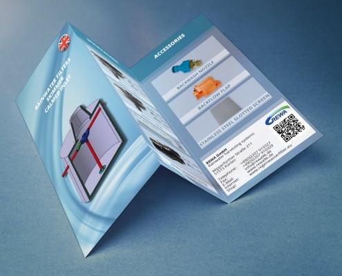 REWA Flyer - Englische Version