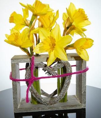 3D Blumenarrangement
