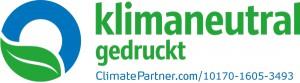 Klimaneutraler Druck Festheft 2016