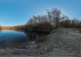 Panorama: Grube Cox