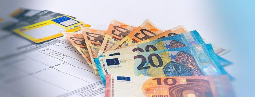 Geld Rechnung